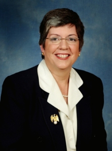 Secretary of Homeland Security Janet Napolitano