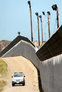 MEXICO US BORDER WALL